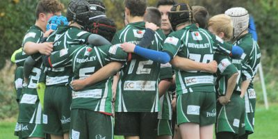 Beavers U14s Show Improvement Against Strong Hullensians Side