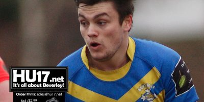 Hull Dockers Provide Good Final Test For Blue & Golds