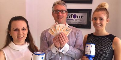 360 Accountants Encourage Others To Take Up HERIB's Challenge 500