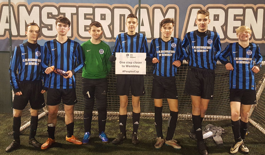 Beverley Whitestar Sharks Through To The Finals Of The FA People's Cup
