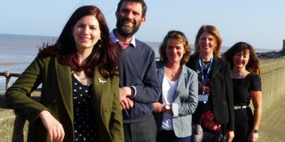 National Better Care Fund Team Visit East Riding Of Yorkshire Better Care Programme