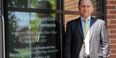 Commissioner Keith Hunter Publishes His Strategy For Local Policing