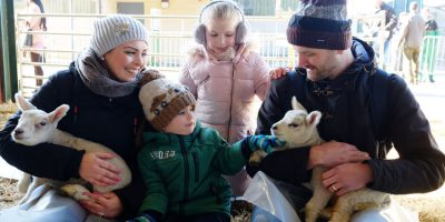 Bishop Burton College Poised For Biggest Ever Lambing Sunday