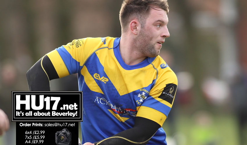 RUGBY LEAGUE : Blue & Golds Face East Hull In 40/20 Cup