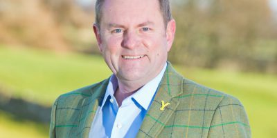 Sir Gary Verity Joins The Business Day Line Up