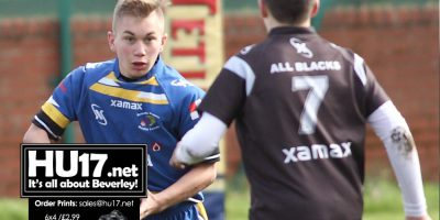 GALLERY : Beverley Braves U14s Vs Hull All Blacks