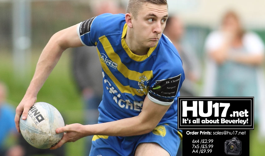 Blue and Golds Face Testing 40/20 Cup Tie As They Host Skirlaugh