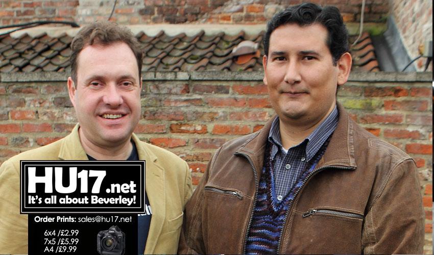 Building Bridges Not Walls – Beverley & Mexican Cancer Scientists Unite