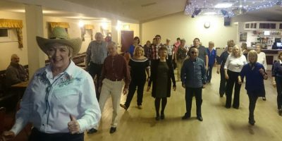Country Themed Night Raises Over £100 For Charity