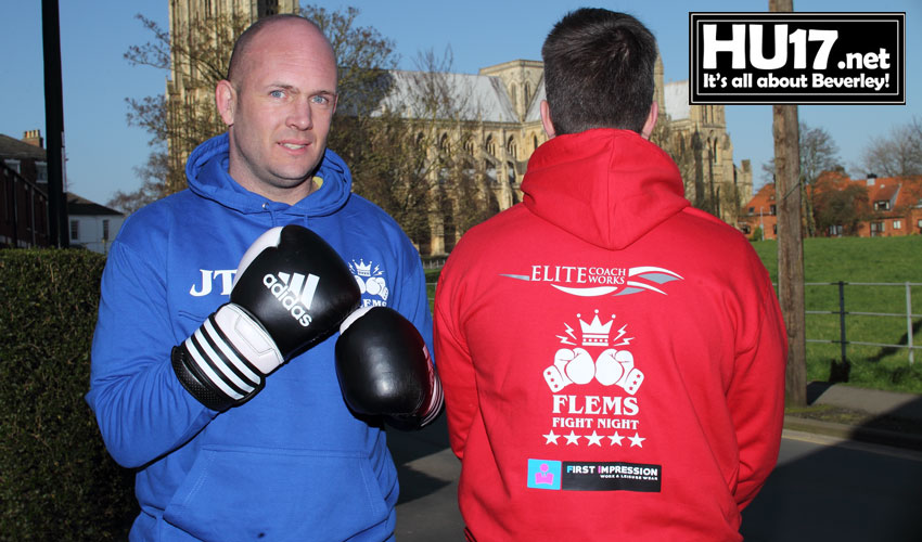 FLEMS FIGHT NIGHT : Organisers Express Their Gratitude Ahead Of Main Event