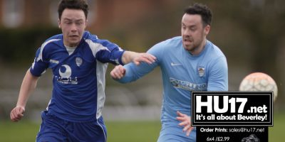 Town Score Late To Draw With Hedon Rangers At Norwood