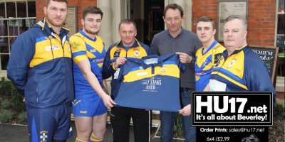 Blue & Golds Thanks Sponsors For Supporting Club