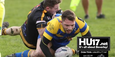 Blue & Golds Get Off To Perfect Start in 40/20 Cup