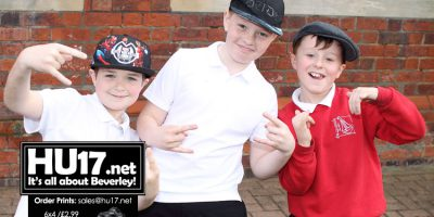 Wear a Hat Day @ St Nicholas Primary School