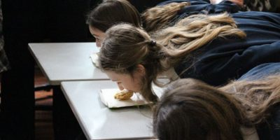 Beverley High School Students Mark International Pi Day