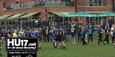 Heartbreak For Blue and Golds Who Are Beaten At The Death
