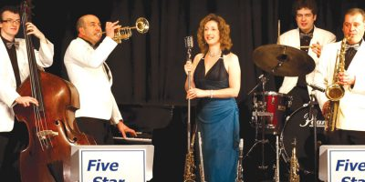 Five Star Swing To Appear At Parkway Cinema Beverley