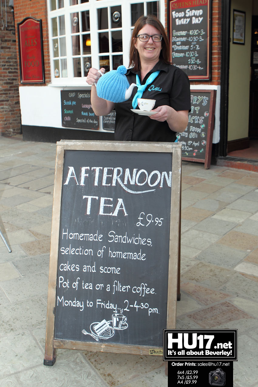 Queens Head To Offer Afternoon Tea Following Customer Demand