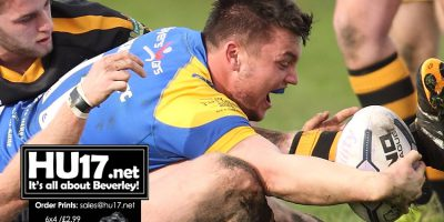 Blue & Golds Get New Season Underway With Trip To East Hull