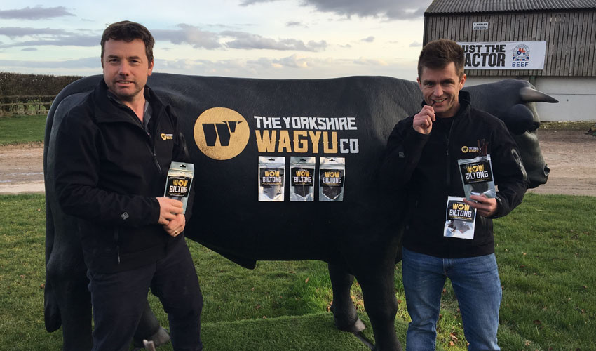 Yorkshire Wolds Wagyu Company Beefs Up For Snacking Market