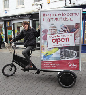 WilkoSay They Are Actively Marketing Empty Town Centre Unit