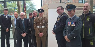 Hull Plans Centenary Tribute To War Hero Jack Harrison VC MC