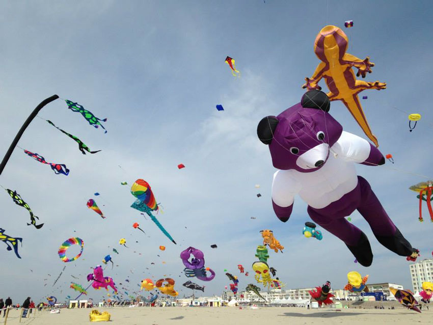 Kite Festival To Return To Bridlington For A Second Year