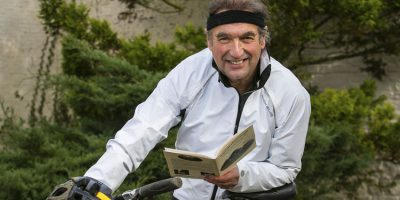 Cancer Survivor Paul Whymant To Take His Poems By Bike Round The UK