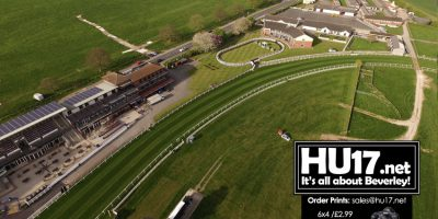 Racecourse Looks Perfect From As Racing Returns To Beverley
