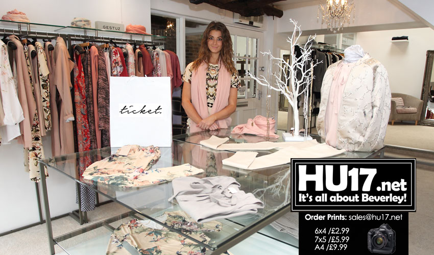 New Owners Of Local Independent Boutique Are Just The Ticket