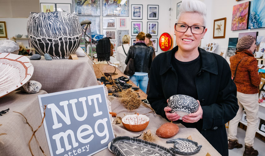Artists Find Profitable New Home As Creative Space Opens At Flemingate