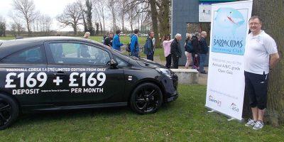 Car Dealership Take The Plunge And Sponsor Beverley Barracudas