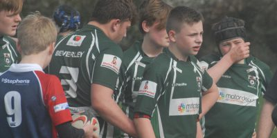 Beverley RUFC Ruthlessly Dispose Of Hull Ionians at Beaver Park