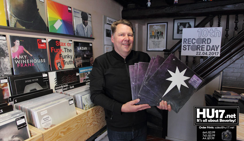 Excitement Builds At Bug Vinyl As Record Store Day Approaches