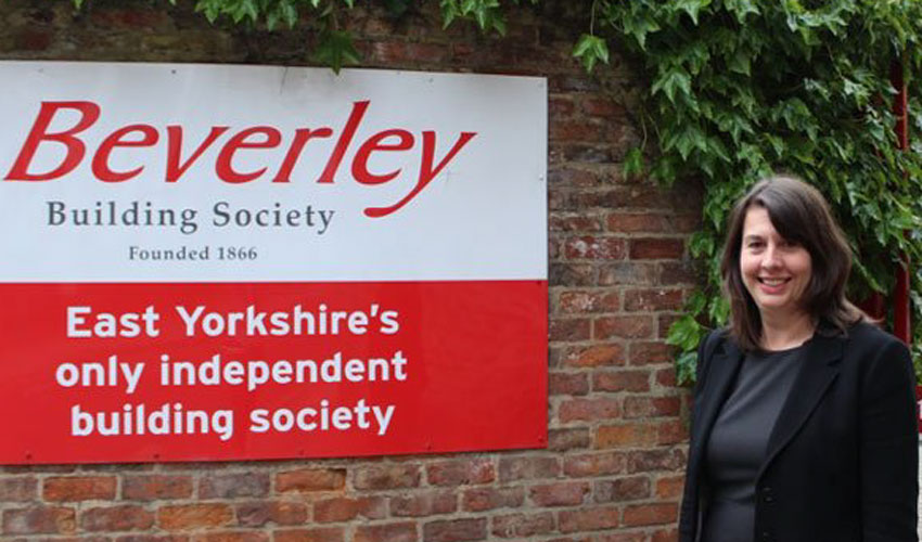 Beverley Building Society Promote Janet Bedford To Deputy Chief Executive