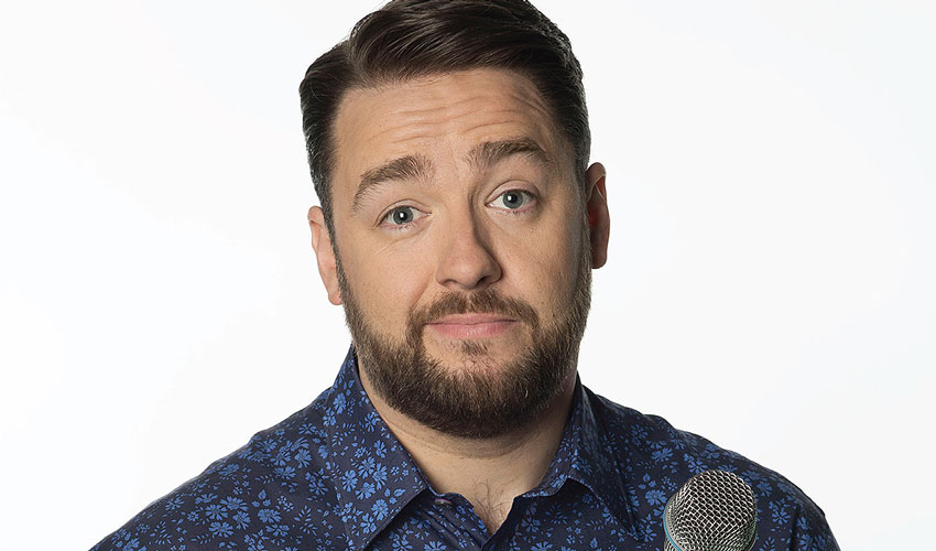 BRIDLINGTON : Jason Manford - Muddle Class - A Show Not To be Missed
