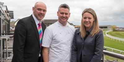 Celebrity Chef Cooks Up A Treat For Beverley Racecourse Diners