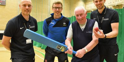 Walking Cricket Is A First For Yorkshire