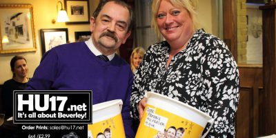 OUT & ABOUT : Cystic Fibrosis Trust Fund Raising Quiz