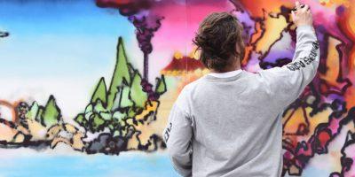ArtWaves Festival : The Jungle Comes To Bridlington Spa