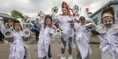 HULL : St Stephens Hosts An Extraordinary Parade Day