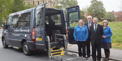 Lazenby Fund Aids Beverley Community Lift With New Purchase