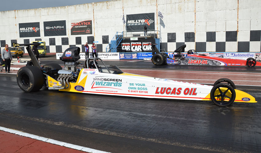 Beverley Based Drag Racer Looks To Defend National Championship Title