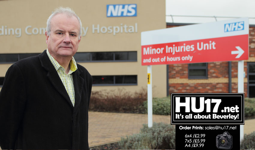 Denis Healy Supports Tax Increase To Help Save The NHS