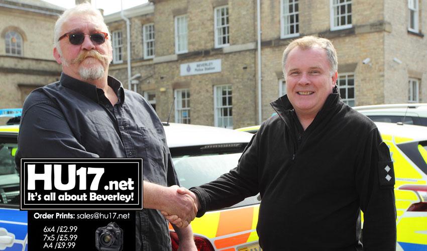 Volunteers Wanted To Man Beverley's CCTV System