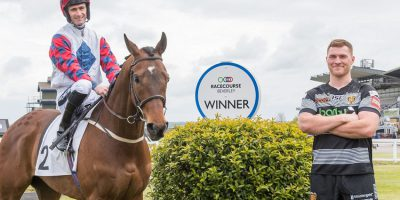 Beverley Racecourse Team Up With Challenge Cup Winners