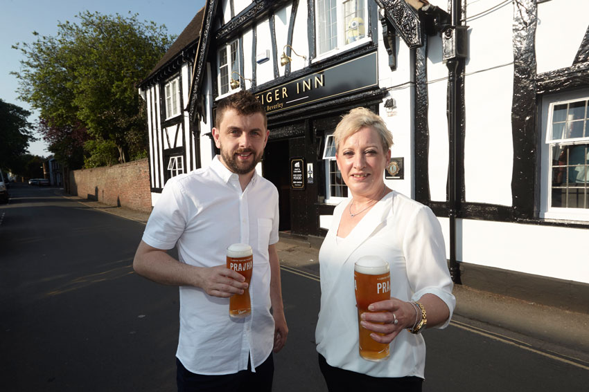 Beverley Pub Set To 'Roar' Again Following £174,000 Makeover