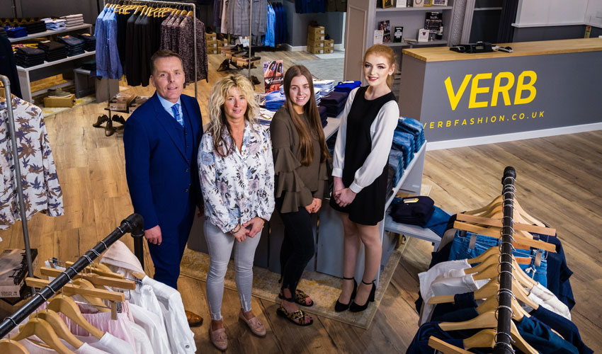 VERB Brings Stylish, Timeless Fashion To Beverley