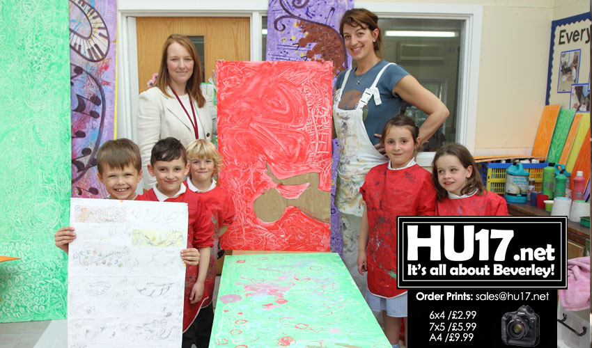 Minster School Embrace The Arts As They Strive To Achieve Artsmark