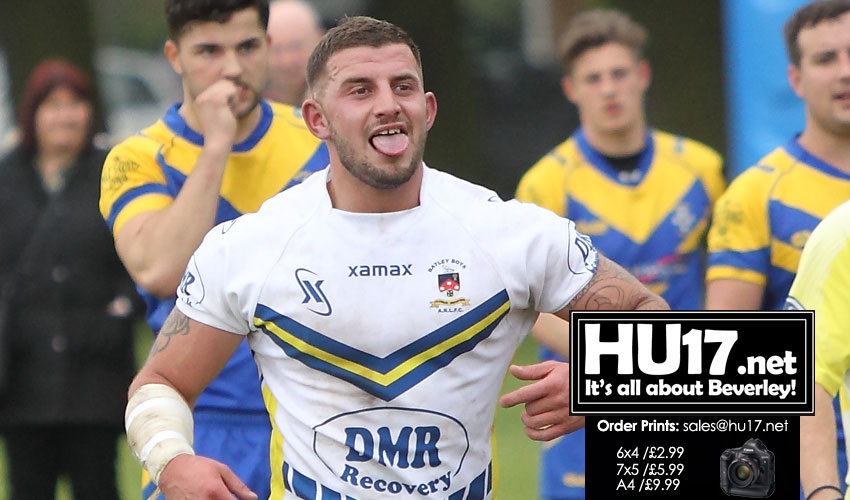 Batley Boys Make Blue & Golds Pay For Their Mistakes